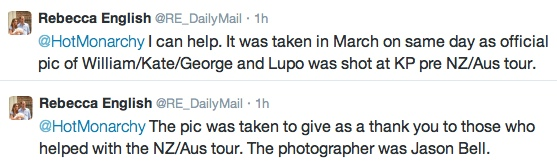 Rebecca English, Daily Mail & Mail Online