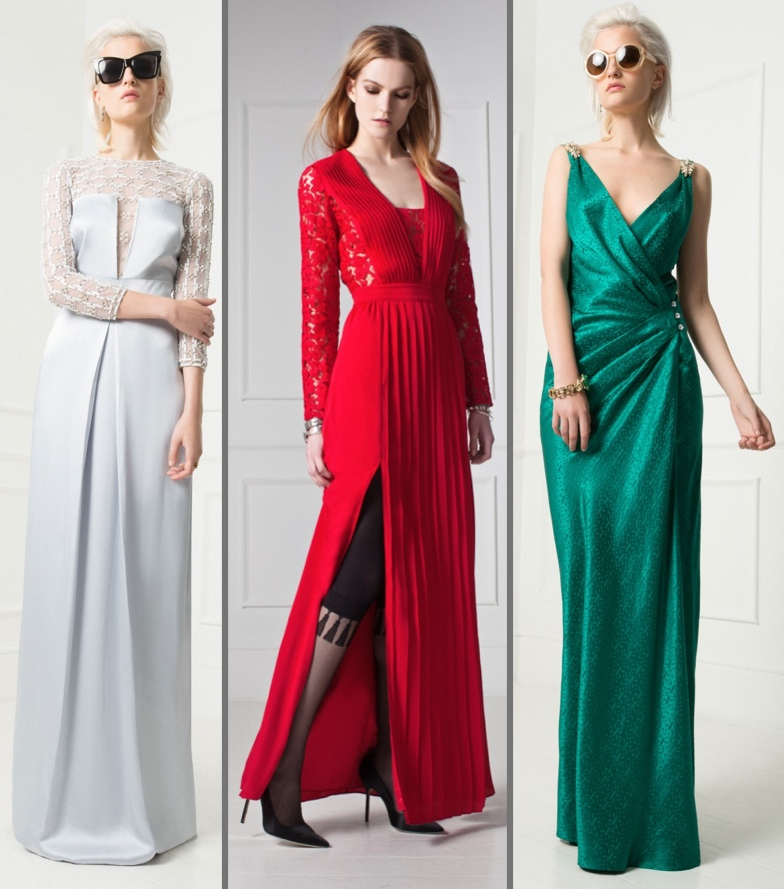 New York 3 Temperley Gowns