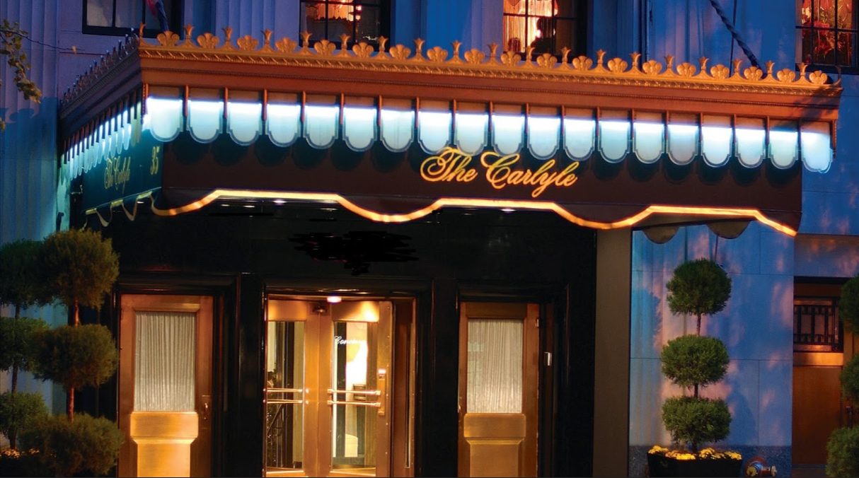The Carlyle/Rosewood Hotels