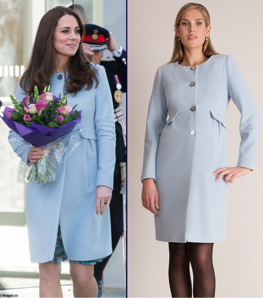 Kate middleton asos maternity dress archives what kate wore nils jorgenseni images and seraphine courtesy photo ombrellifo Image collections