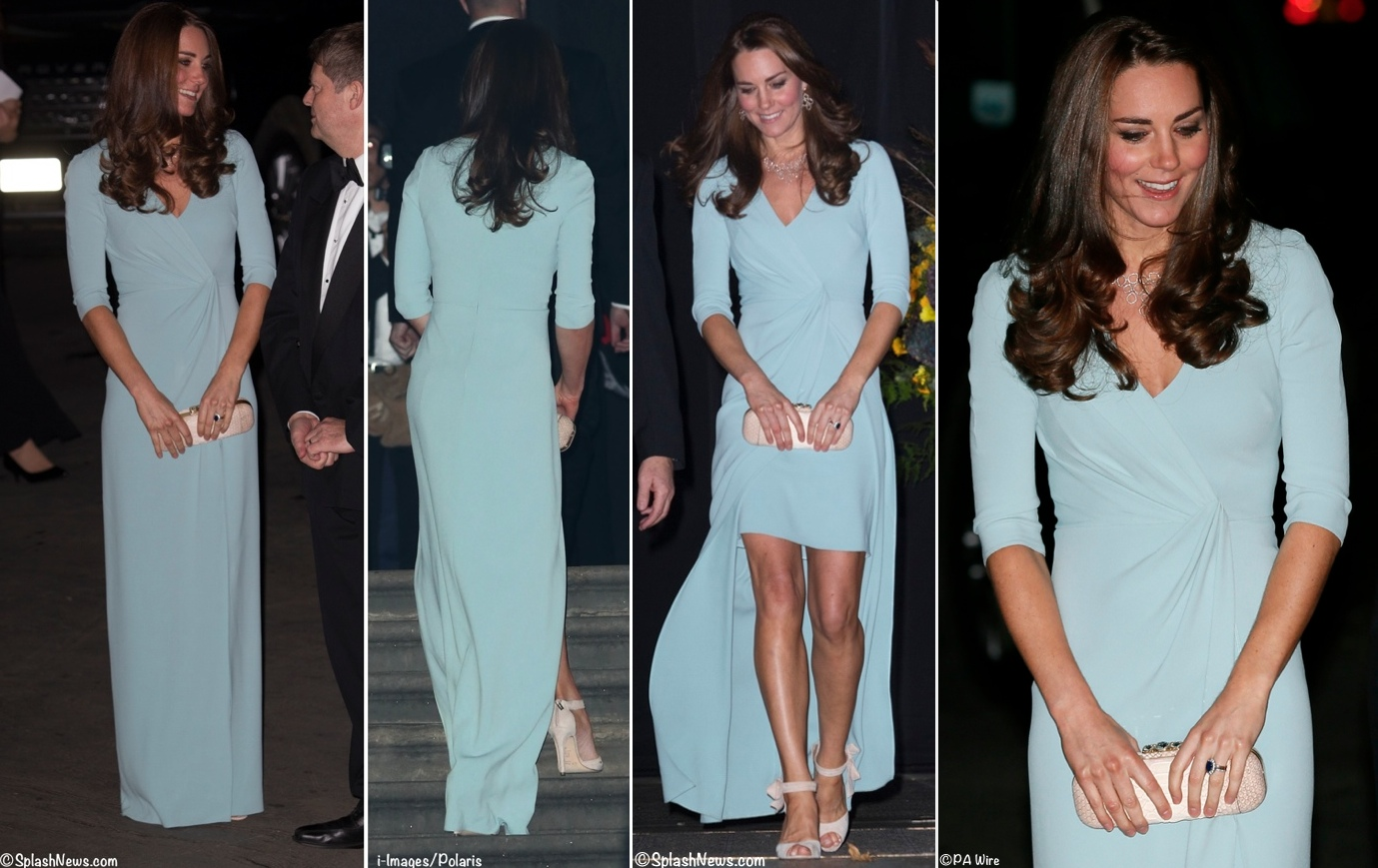 Pick Your Favorite Party Frock Worn by the Duchess in 2014! - What ...