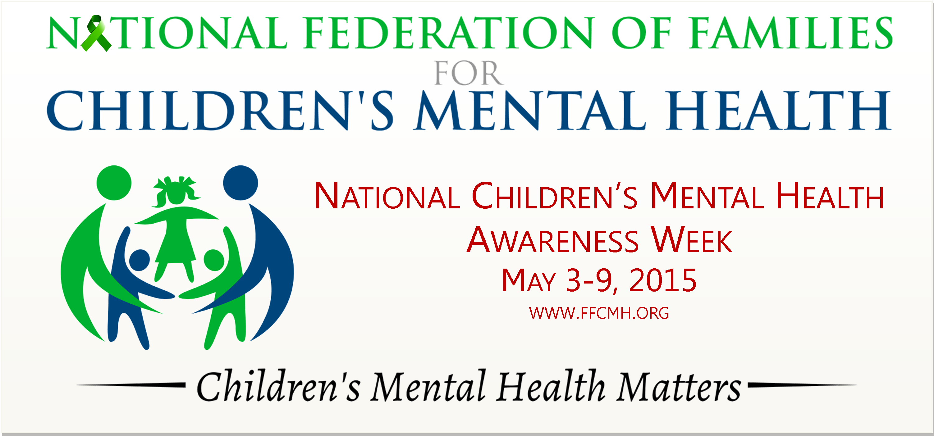 National Federation of Families for Children's Mental Health