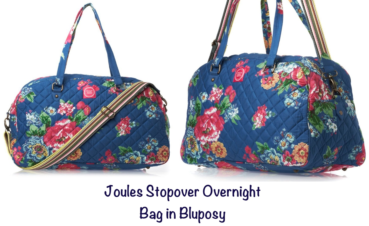Joules Stopover Overnight Bag