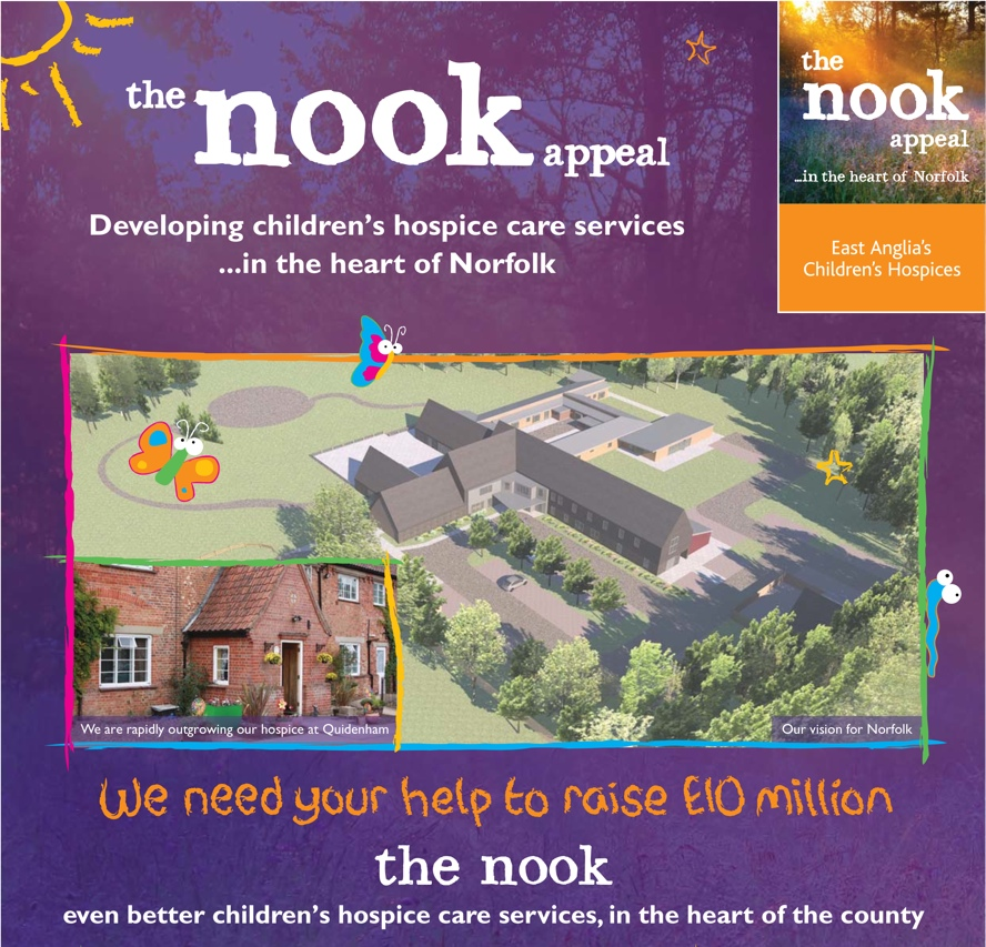 EACH/The Nook Appeal