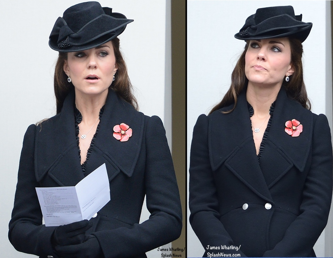 Both Photos by James Whatling/Splash News