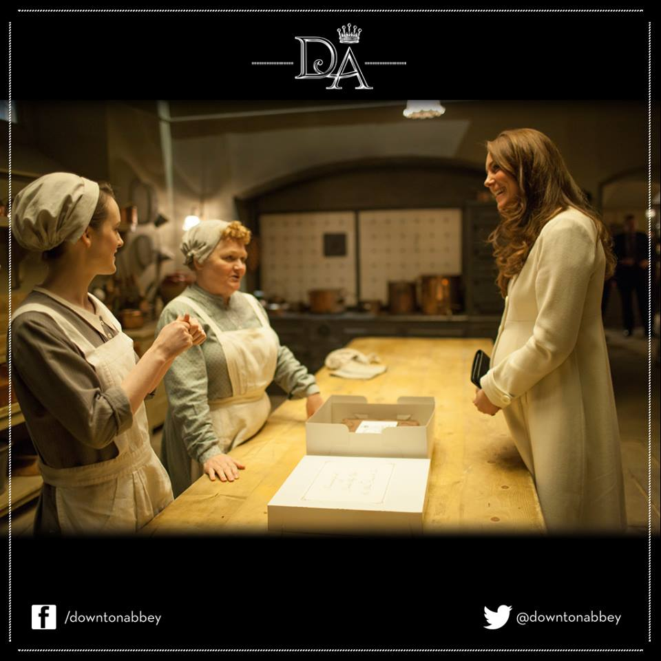 Downton Abbey Facebook Page