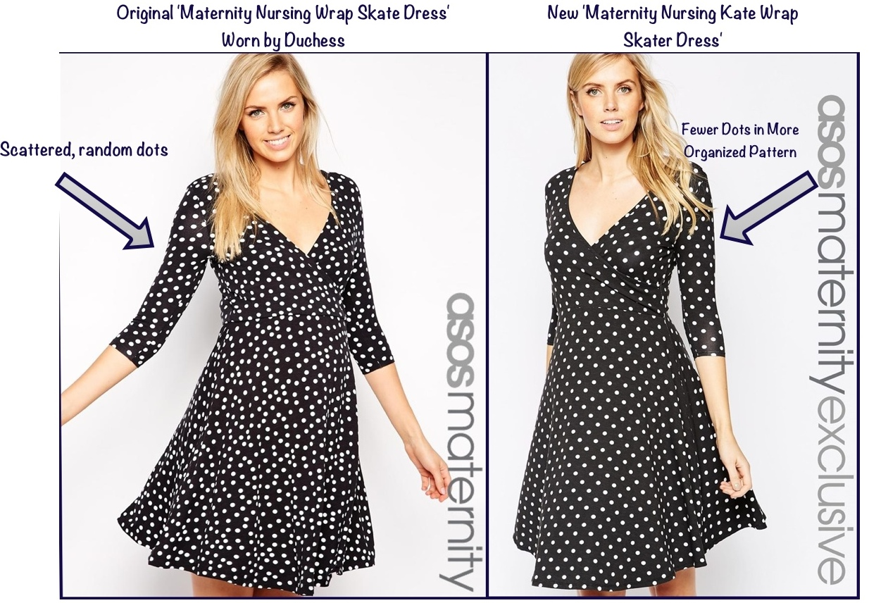 ASOS Kate Middleton dress