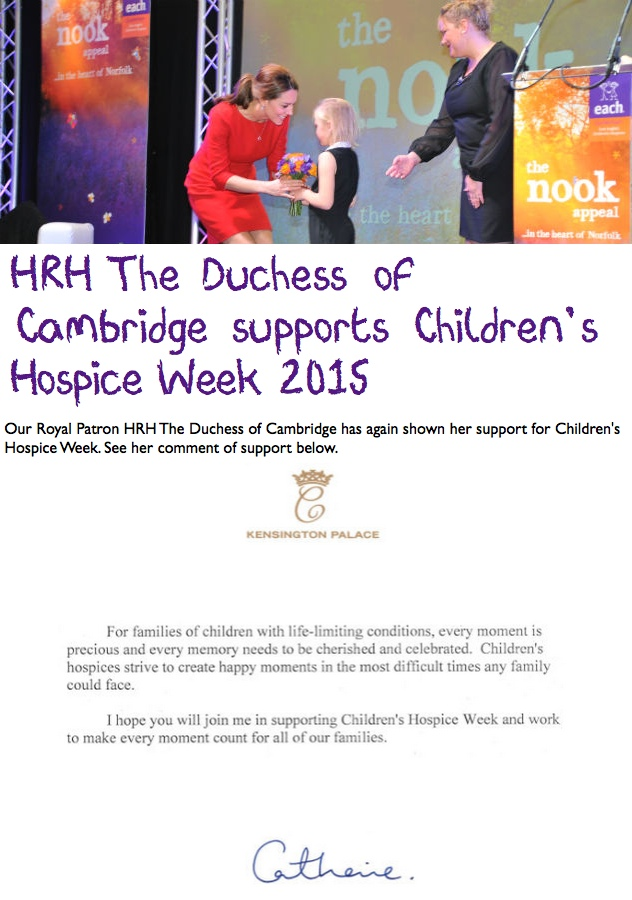 EACH (East Anglia's Children's Hospices)