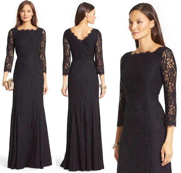 Kate's Diane von Furstenberg Zarita evening gown