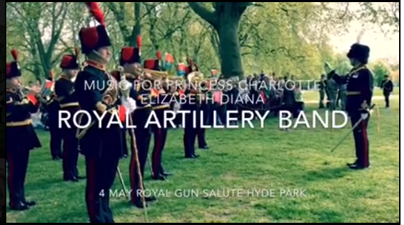 The Army in London