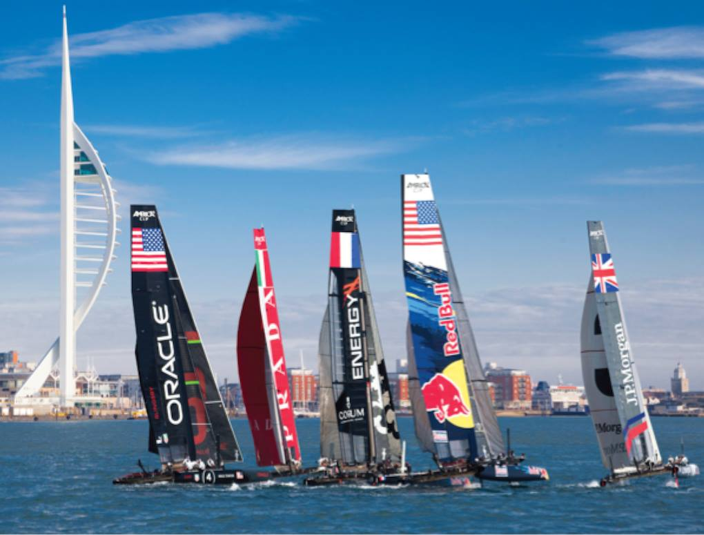 America's Cup Portsmouth Facebook