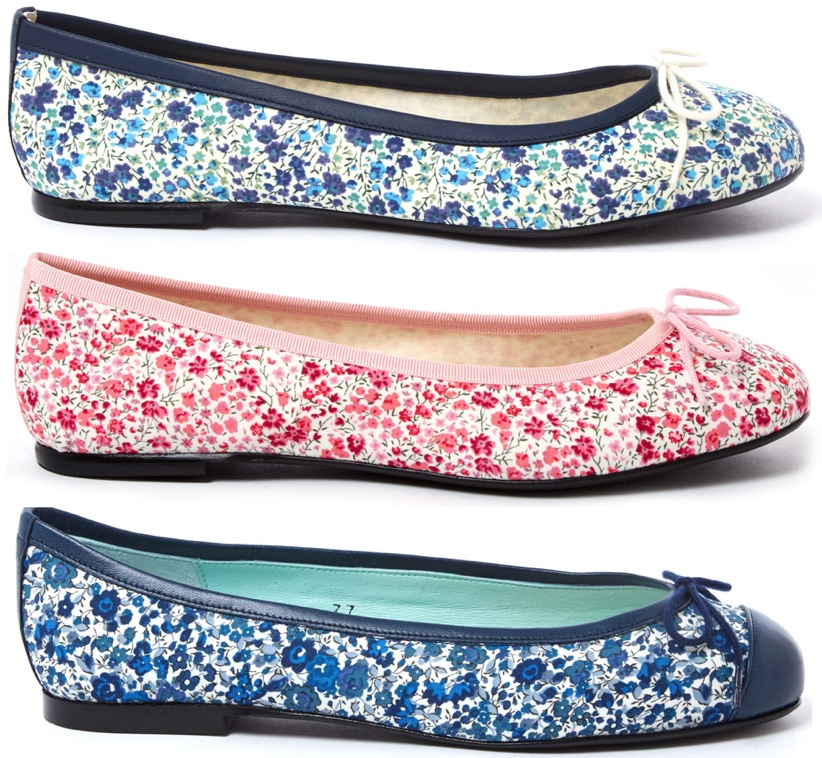 French Sole/Liberty London