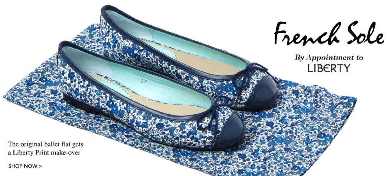 French Sole/Liberty of London