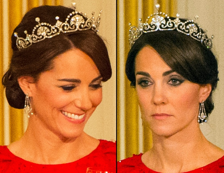 Duchess Kate Tiara Archives What Kate Wore