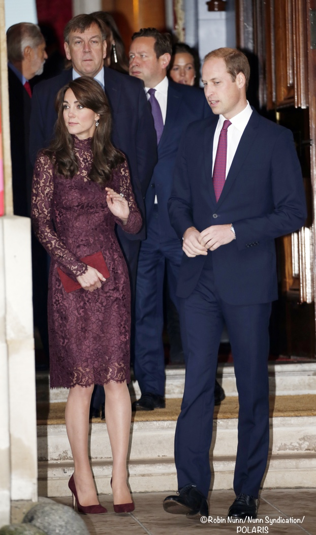 46837f4d1db6 Two New Designers for the Duchess as Kate Wears Dolce and Gabbana ...