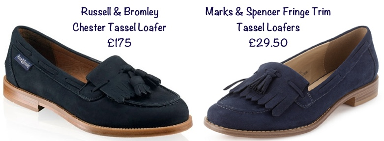 Russell & Bromley/Marks & Spencer
