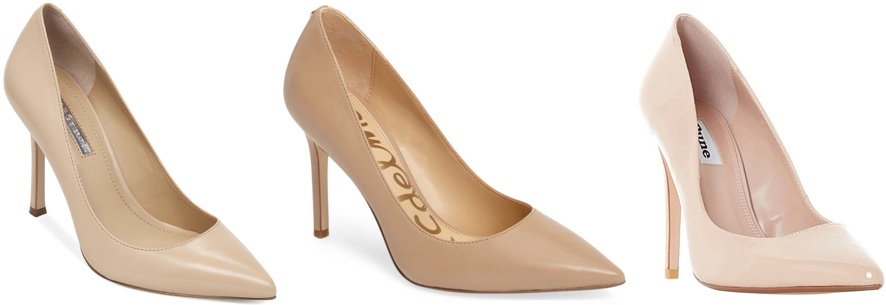 3e5d6df64e64 RepliKate 3 Nude Pumps Heels Fern Florete July 10 2017