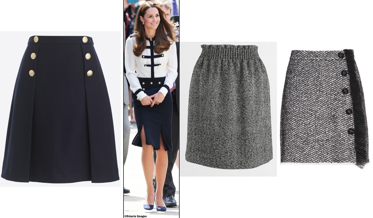 f70d57dae33 SEP 7  For the Dolce   Gabbana tweed skirt