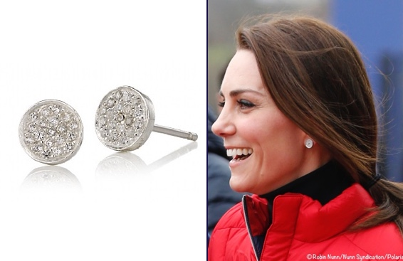 RepliKate for Asprey Button Earrings Pia Jewelry Mar 2 2017