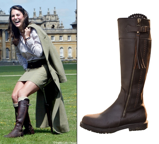 972eefa18ce SEP 3: For Kate's Penelope Chilvers boots, this is the Mark Todd Masterton  Tall Long Riding Boot ($191.79), a fab suggestion from Raecheal T. via  email!