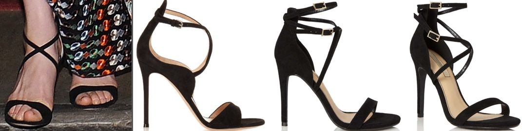 Polaris/Gianvito Rossi/Miss Selfridge