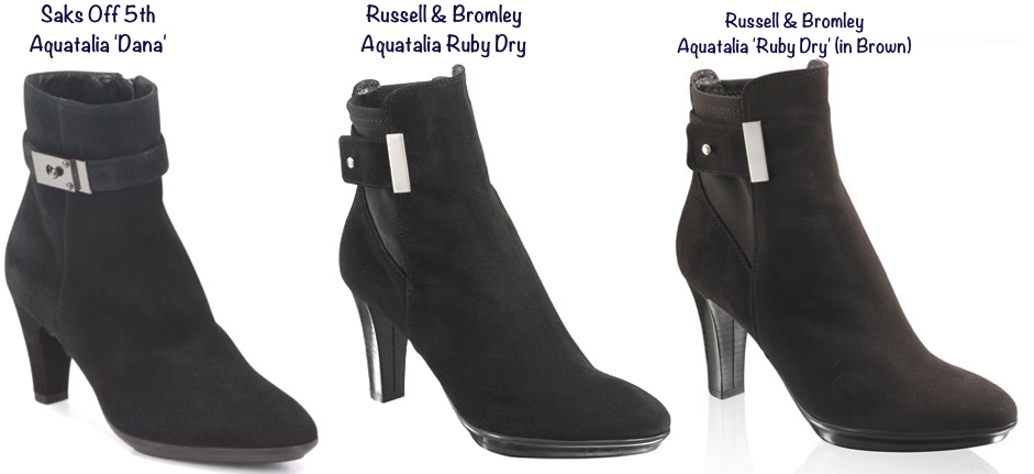 Saks Off 5th/Russell & Bromley/Russell & Bromley