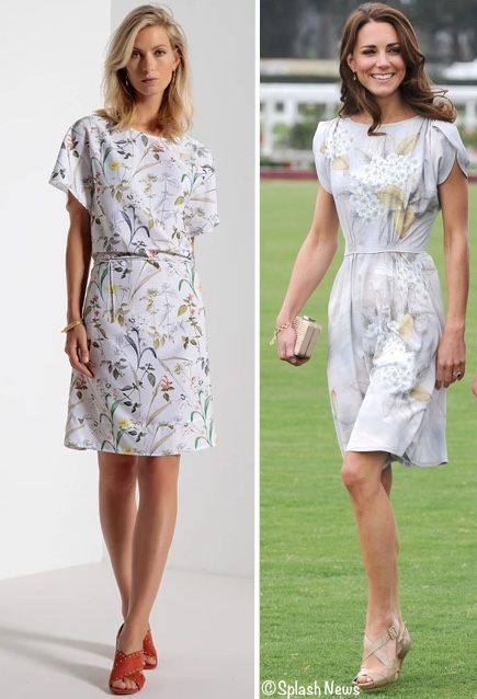 1dfdc827c5d45 ... Packham dress worn at a Santa Barbara polo match in 2011