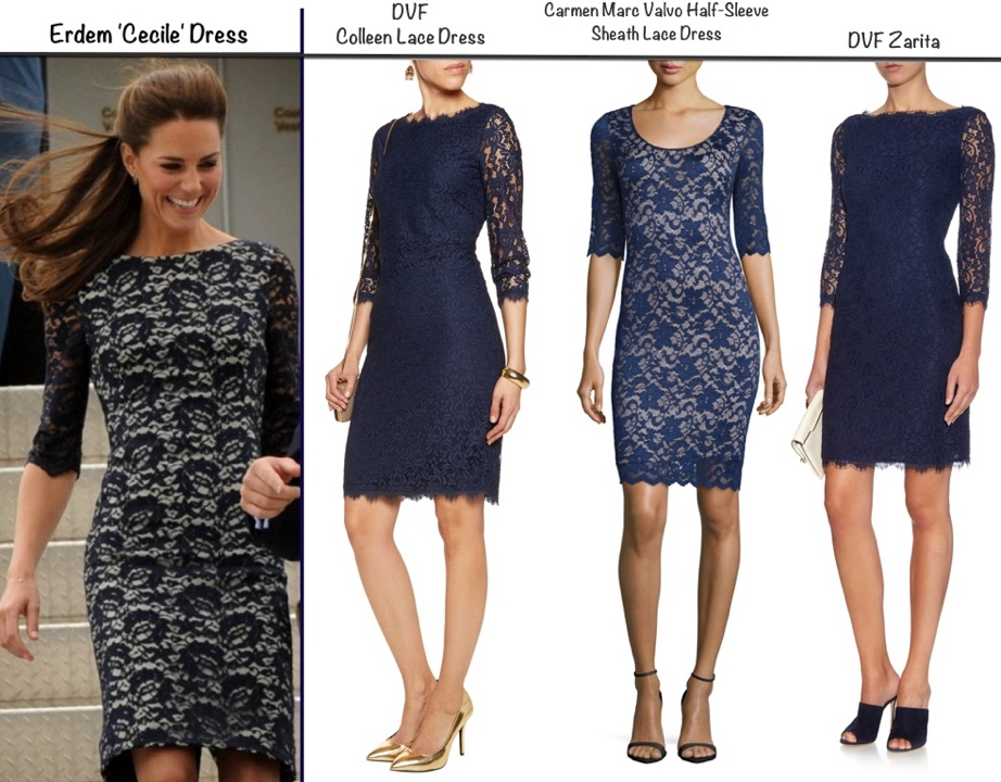 Dresses - What Kate Wore