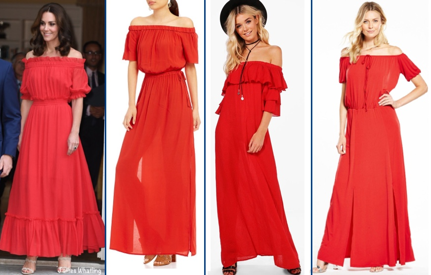 Rep[liKates for Red McQueen Maxi 3 Styles July 24 2017