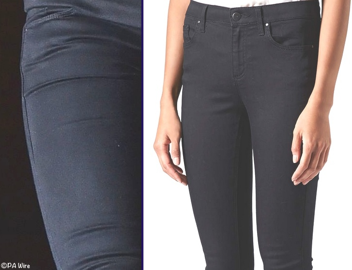 Kate Black Jeans Tight Shot Beaver Scouts TopsHop Motot Leigh Black Side by Side