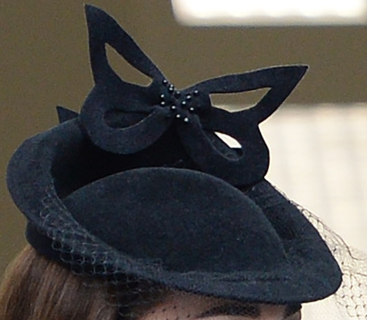 Kate Hat Remembrance Butterfly