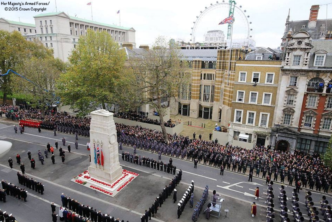 Her Majesty's Armed Forces / ©Crown Copyright 2015