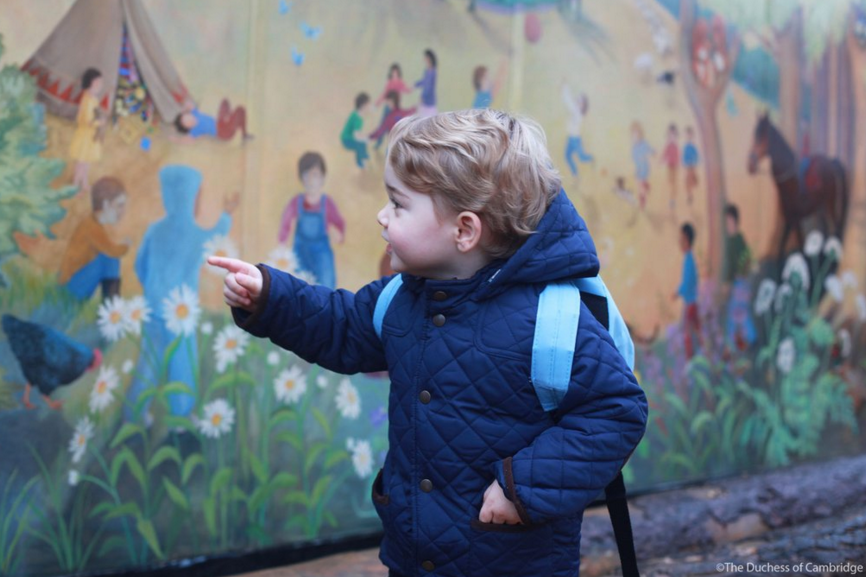 Prince George Montessori School First Day January 2016