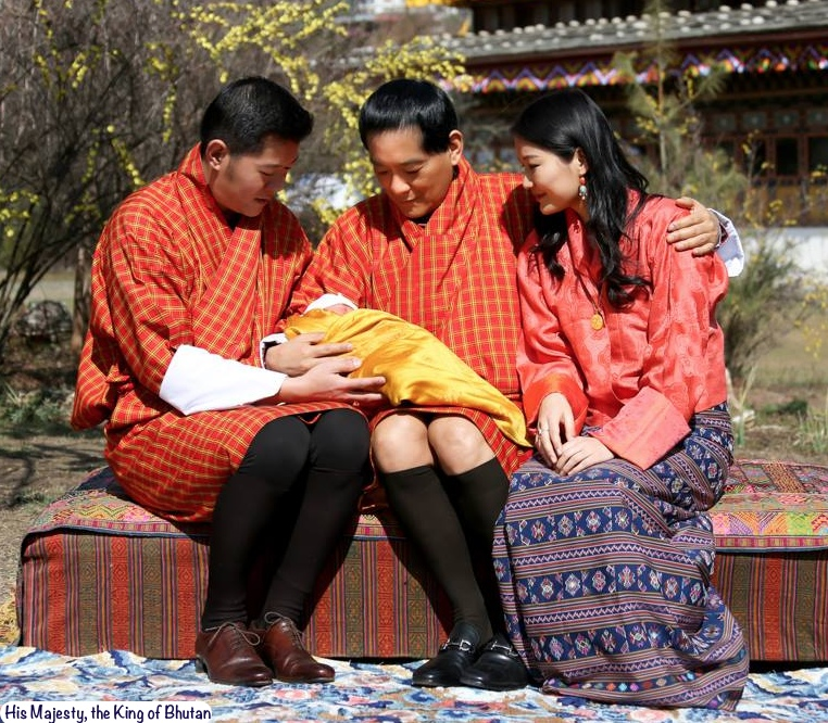 His Majesty, the King of Bhutan