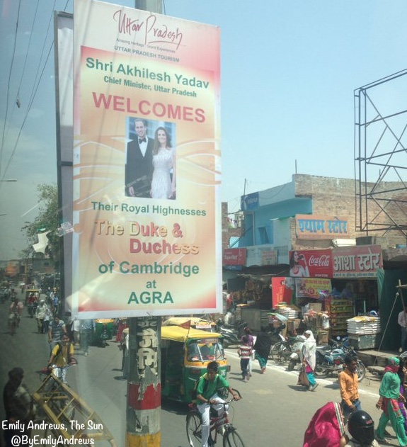 Tourism India Banners Watercolour Floral Banners