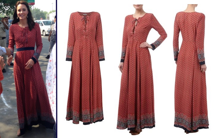 Long sleeve maxi dress india