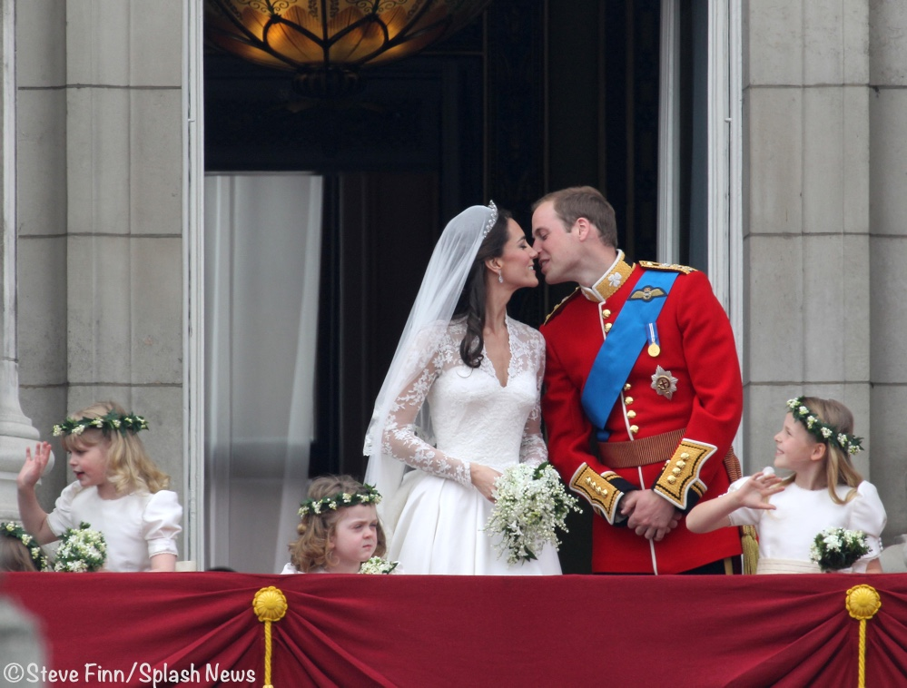 Royal Wedding 2011 Prince William And Kate Middleton What
