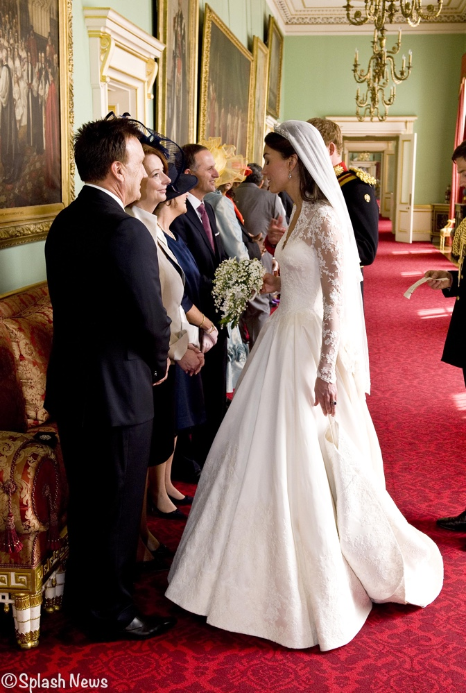 Royal Wedding What Kate Wore