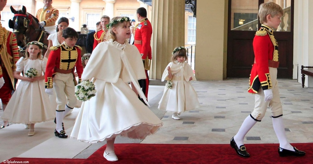 A Look Back At Kate And Williams Wedding 5 Years Ago What Kate Wore