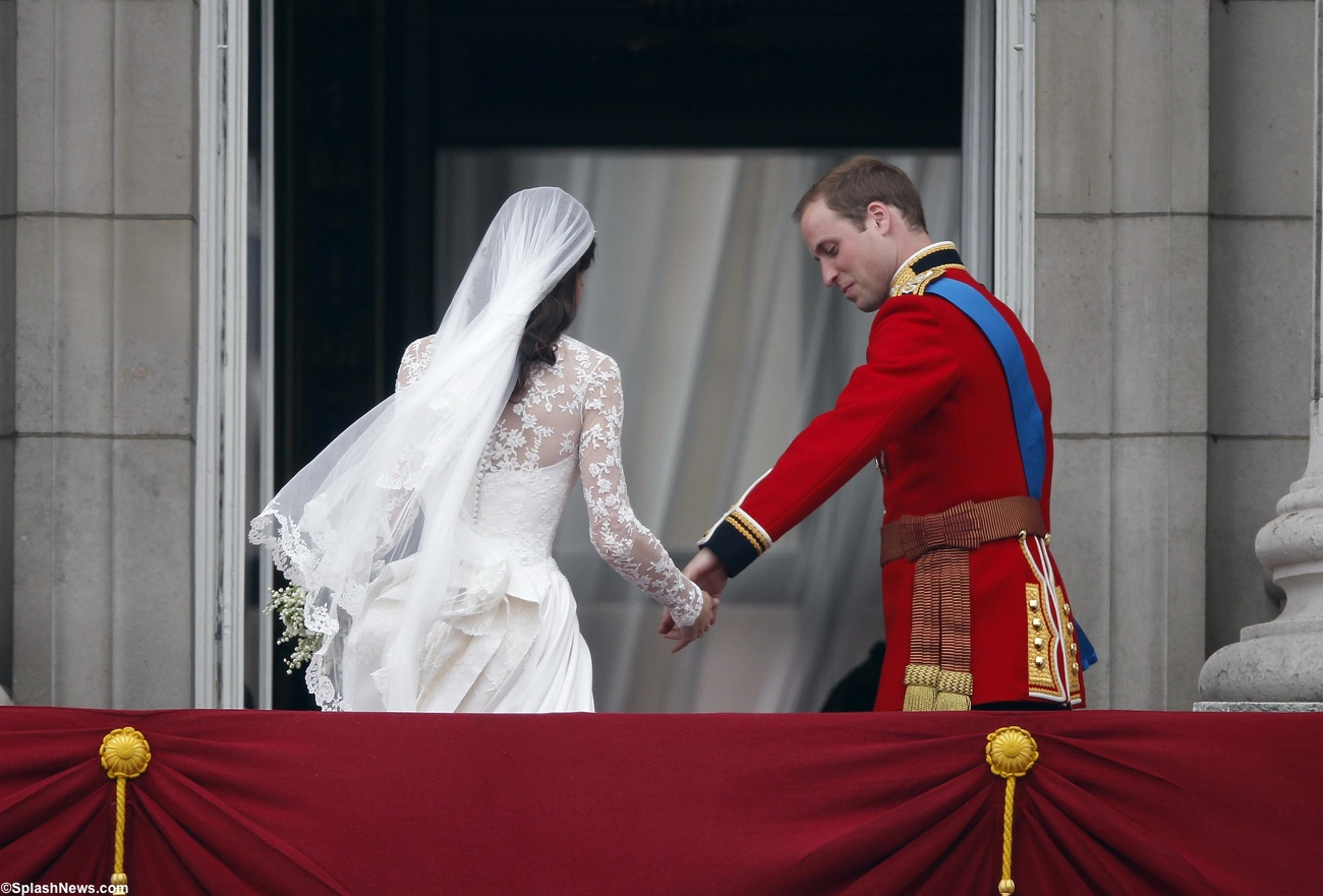 Royal Wedding Of Hrh Prince William And Kate Middleton At