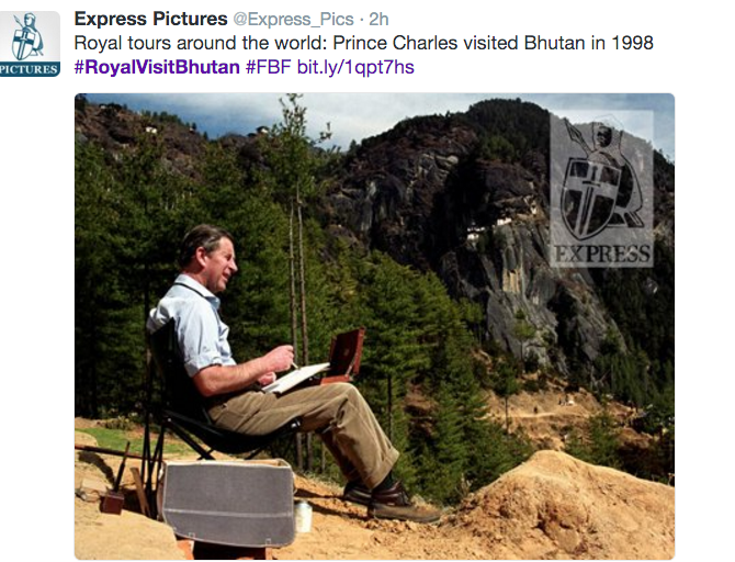 The Express Twitter