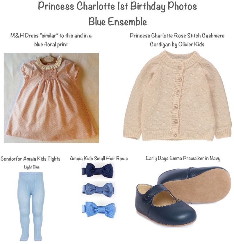 What Kate's Kids Wore