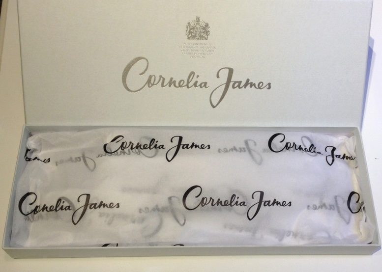 Cornelia James Scarf Giveaway Box Photo June 27 2016