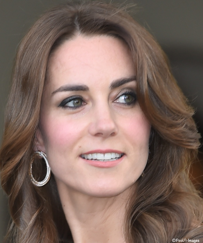 Kate Middleton Duchess Cartier Earrings