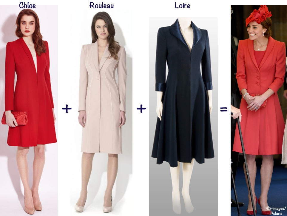 Kate Red Catherine Walker Coatdress Canada 2017 Order Garter