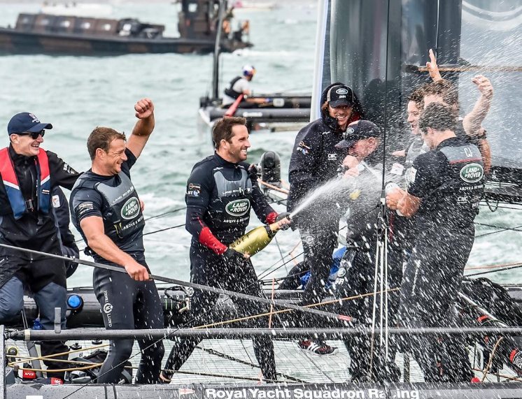 America's Cup World Series Portsmouth Instagram