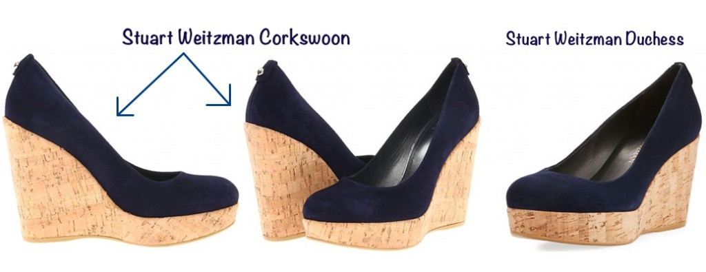 RepliKate for Corkswoon Stuart Weitzman Duchess March 29 2017