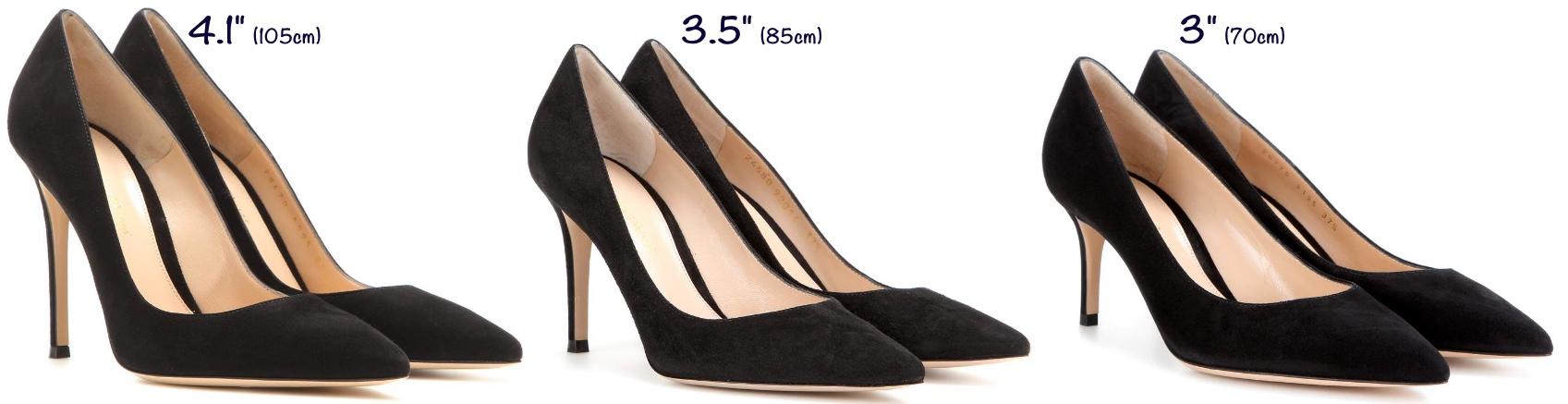Woman Shoes Size  In Cm