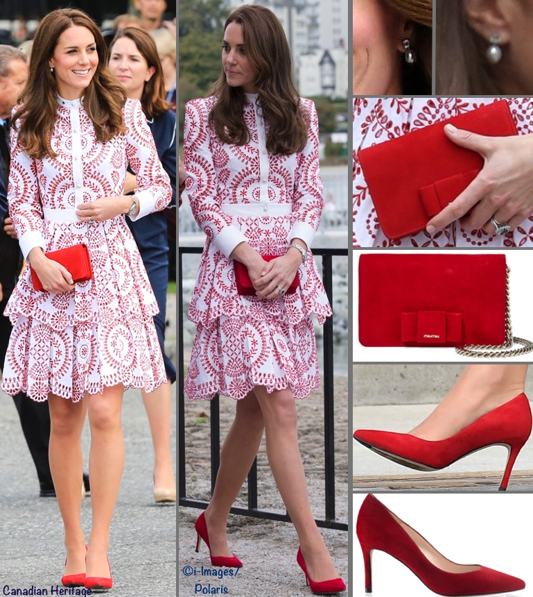 kate-canada-day-2-overall-lool-poll-red-whote-mcqueen-dress-miu-miu-clutch-oct-17-2016