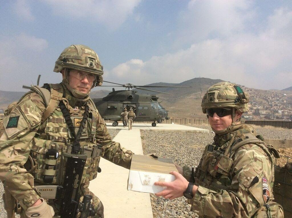 The British Army Twitter (@BritishArmy)